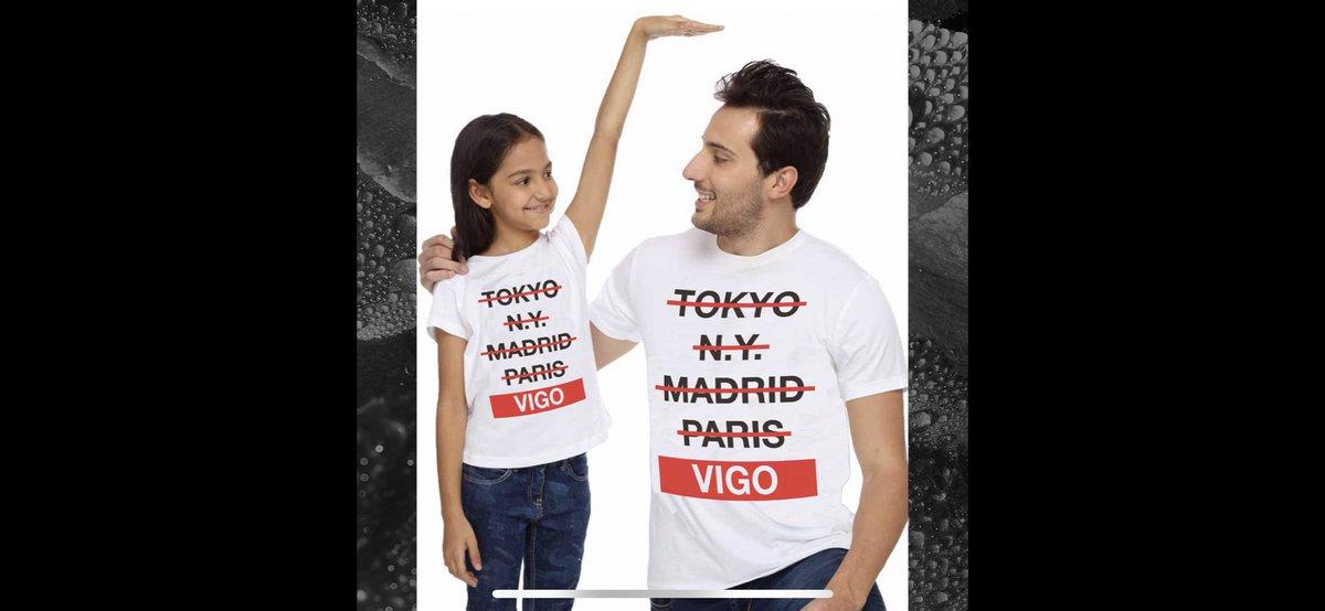 Dicen que de tal palo, tal astilla 😉... Y está claro que el amor por #Vigo es algo que pasa de padres a hijos ❤️  #AlgodonOrganico #ModaSostenible #Vegan #VigoMola #VigoCity #Galicia #Galifornia #ViguesesPorElMundo #Kids #Niños #Nenos #ModeloInfantil #Preorder