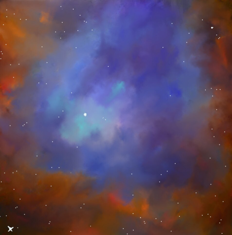 New digital paintings and watercolor galaxies for musical project Oceanic #astronomyart #SciArt #NASASocial #Hubble #Space #digitalpainting #ArtistOnTwitter #galaxyart #SpaceForce #watercolorart #watercolorpaintingpic.twitter.com/bDpPzv2zCs