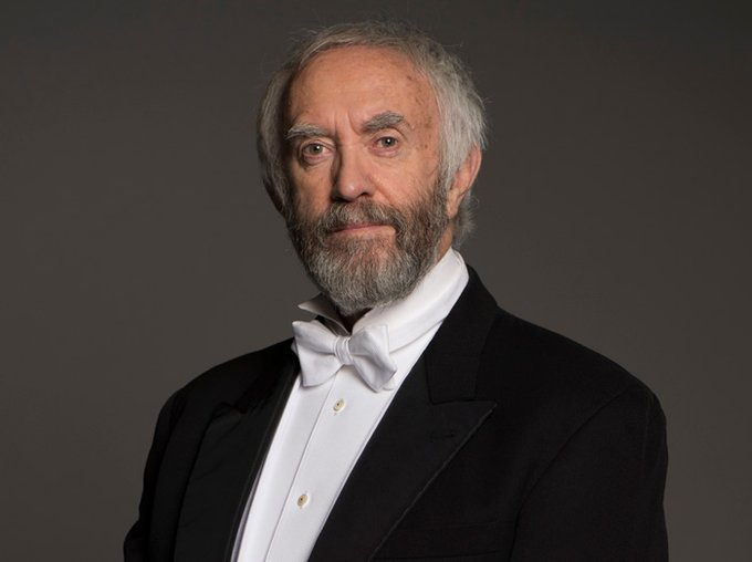 Happy 73rd birthday Jonathan Pryce, you handsome devil!