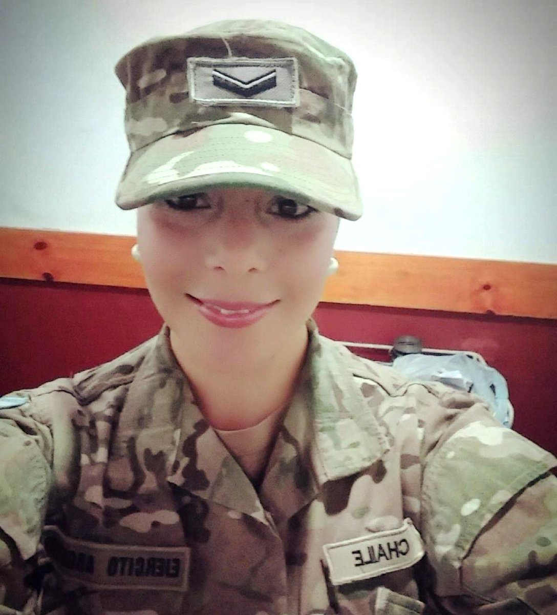 SALTA Es soldado del Ejército, modelo y tiene grandes chances de ser la próxima Miss Belleza Mundial https://bit.ly/2XMapmZpic.twitter.com/3QGjzDb8G8