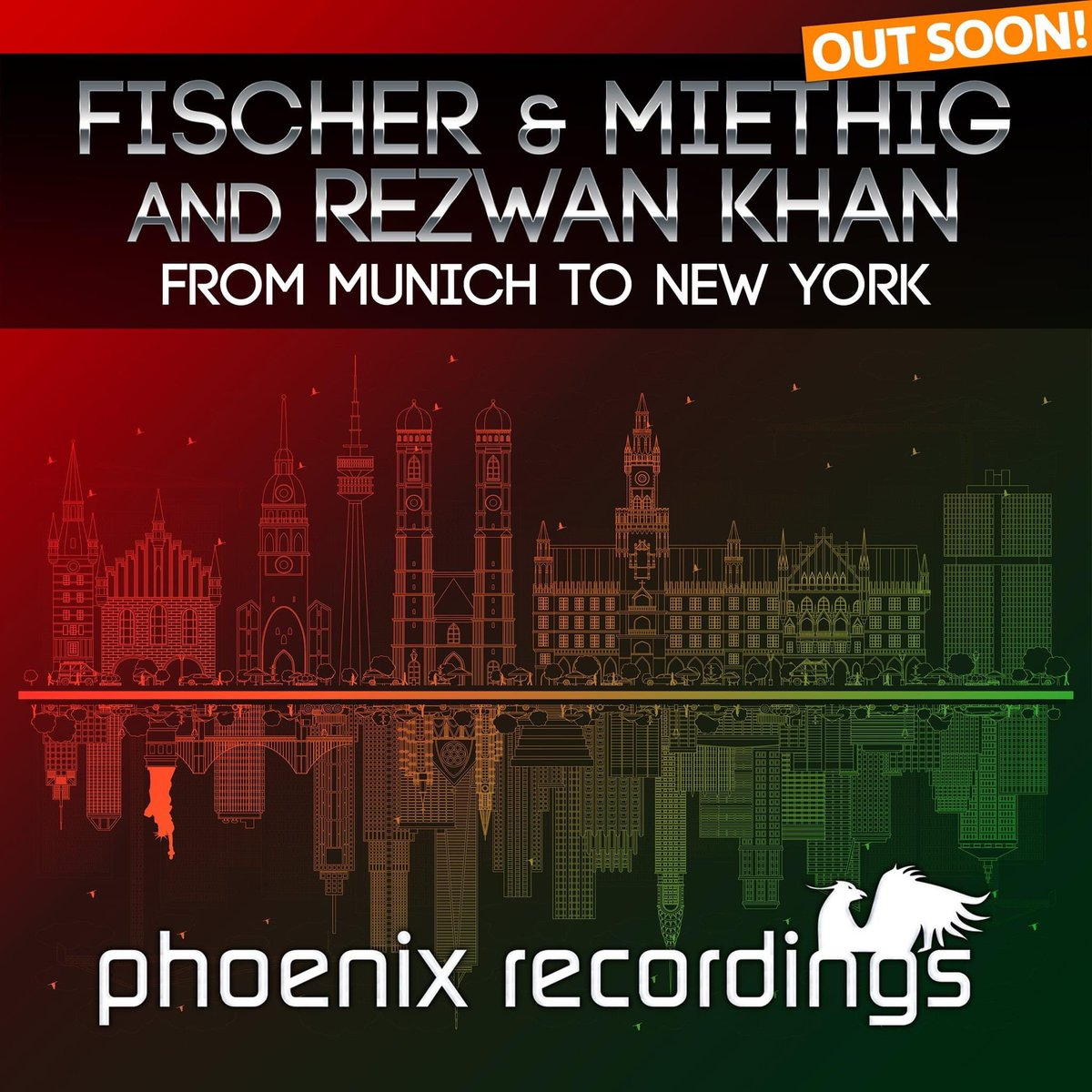 Fischer & Miethig and Rezwan Khan « From #Munich to #NewYork »    Beatport exclusive OUT 15 JUN 2020  Pre-Listen/Save  https://NIX.lnk.to/Munich2NYFA    #FischerMiethig #PhoenixRecordings #JoyrideMusic #WeAreTrance #München #NY #Beatport   <3pic.twitter.com/xsyEYkv7f0