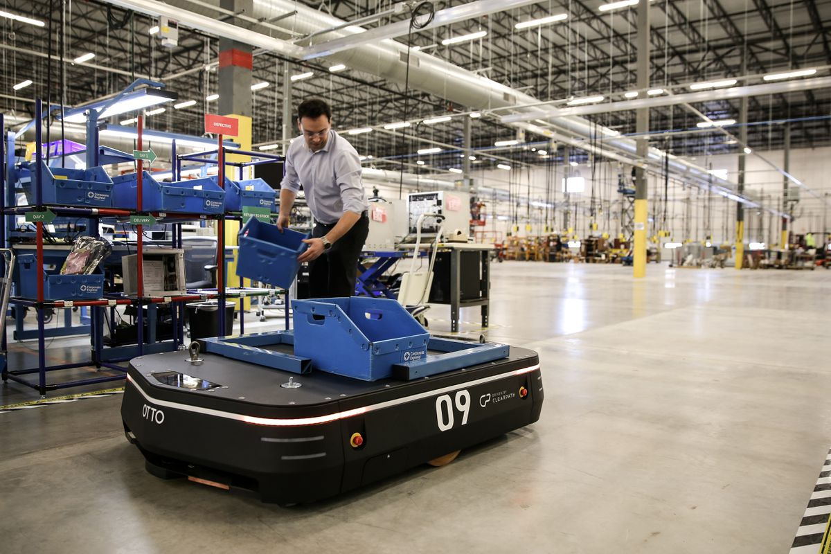 Otto Motors, Ontario-based maker of autonomous vehicles for factories, raises US$29-million