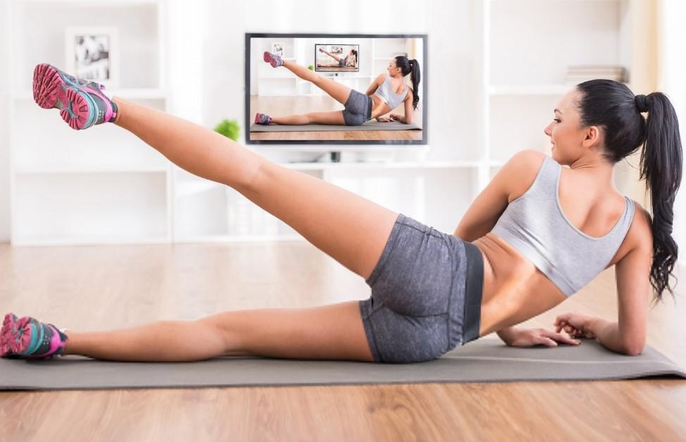 Экспресс занятия для похудения 3