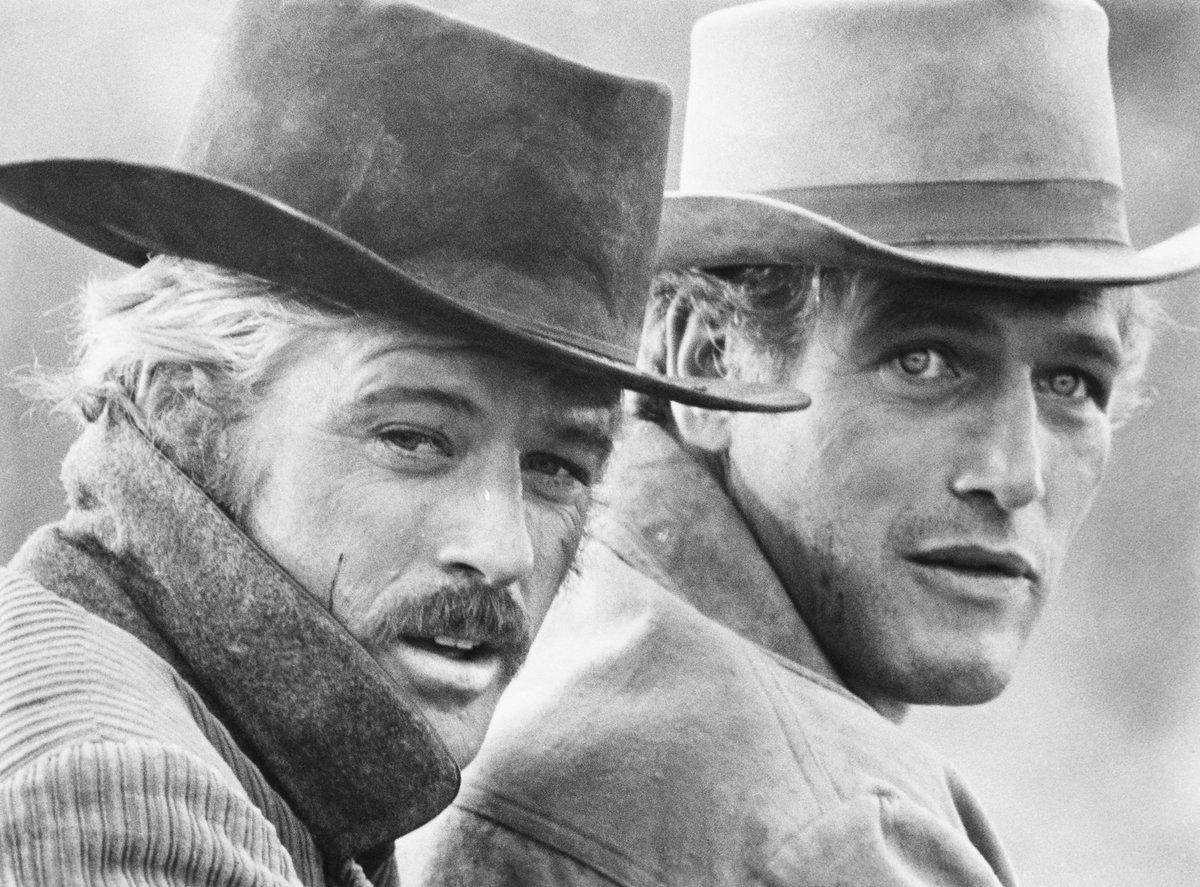 #Parejas de cine: Robert Redford y Paul Newman pic.twitter.com/oe9HFwuSZM