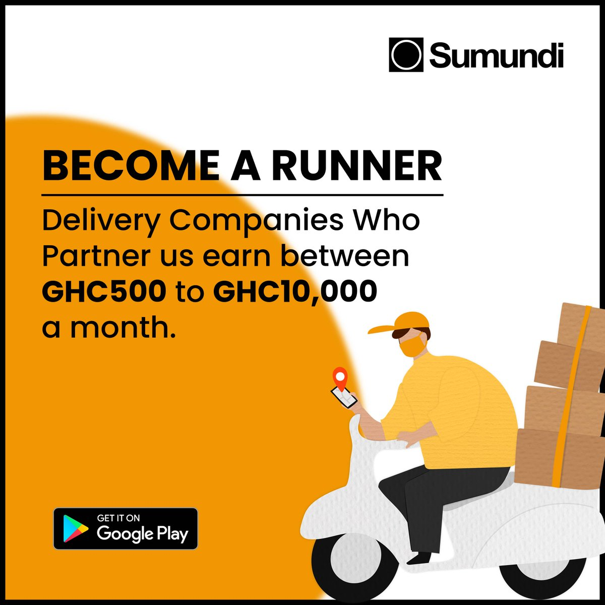 Talk to us even if it's a single logistic. We believe in your dreams!  #Sumundi  #Retail  #deliverypic.twitter.com/lJn9nNyHpU