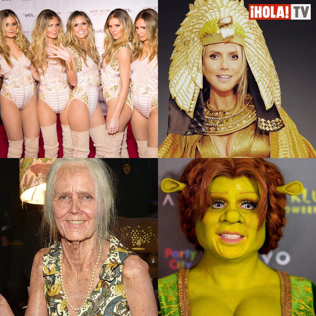 ¡Happy birthday, Heidi Klum! ¿Sabías que la icónica modelo no solo es famosa por su carisma y elegancia, sino también por hacer las fiestas de Halloween más divertidas de Hollywood, y por sus inolvidables disfraces como anfitriona? ¿Cuál te impactó más? pic.twitter.com/oQj0rybPg7