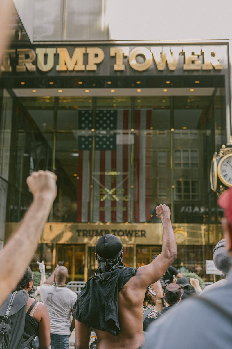 There's been some incredibly powerful images coming from the protests