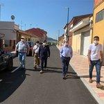 Image for the Tweet beginning: El @AyuntamientoVLL urbaniza las calles