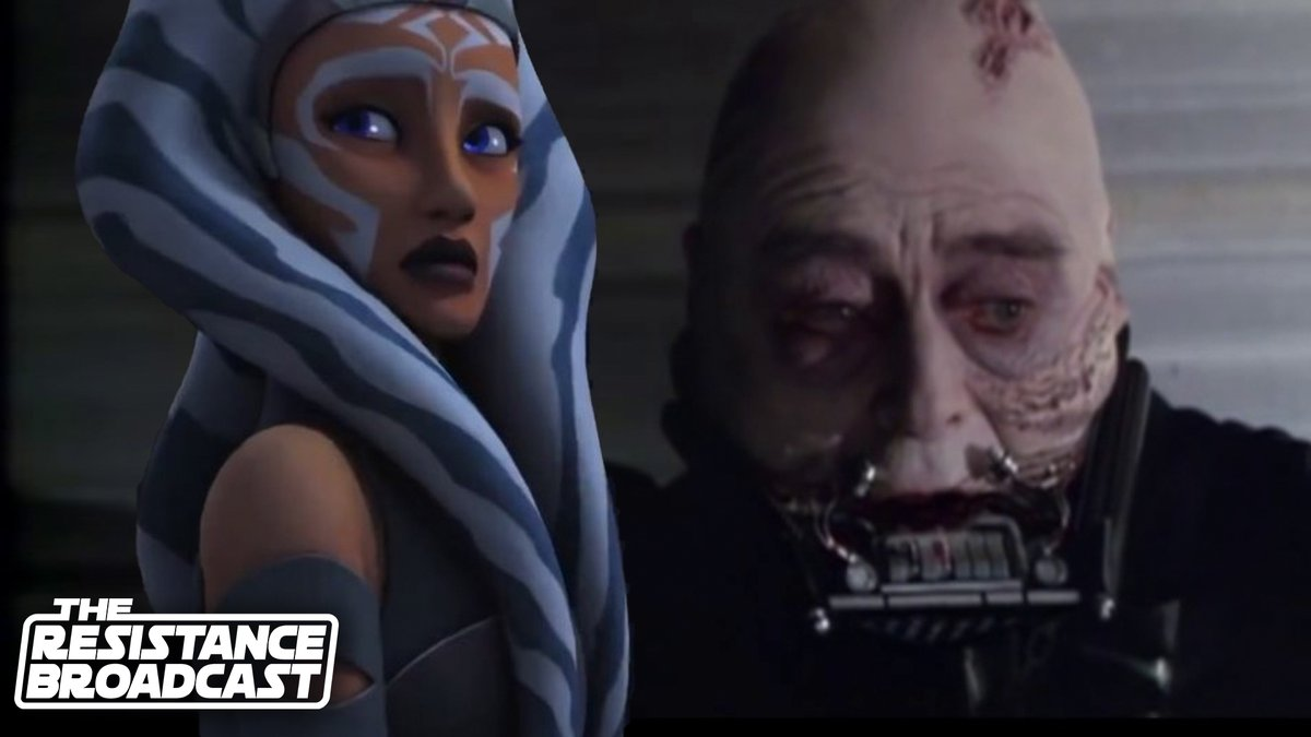 **NEW EPISODE** Did Ahsoka sense Anakin's redemption?  #StarWars is trivial with all that's happening in the world. We also know how therapeutic & helpful it is for many of us so we're staying on schedule with that spirit in mind  On pod apps & YouTube: https://www.youtube.com/watch?v=XNjR80Cjeq8&feature=youtu.be…pic.twitter.com/tQ8aN9d18p