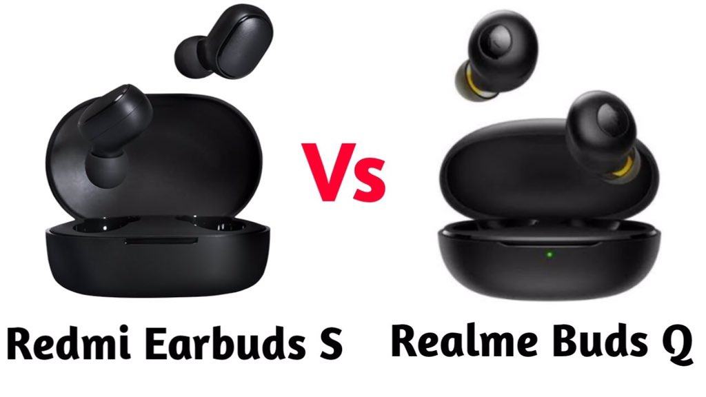 Realme Buds Q Vs Redmi Earbuds S | Price Design Battery Life Specification Features YouTube Video Down Below https://youtu.be/jemEM6SkTLk  @RedmiIndia @realmemobiles  #realme #realmebudsQ #RedmiearbudsS #DonaldTrump #mondaythoughts #Anonymouspic.twitter.com/vuHSU0PwQ1