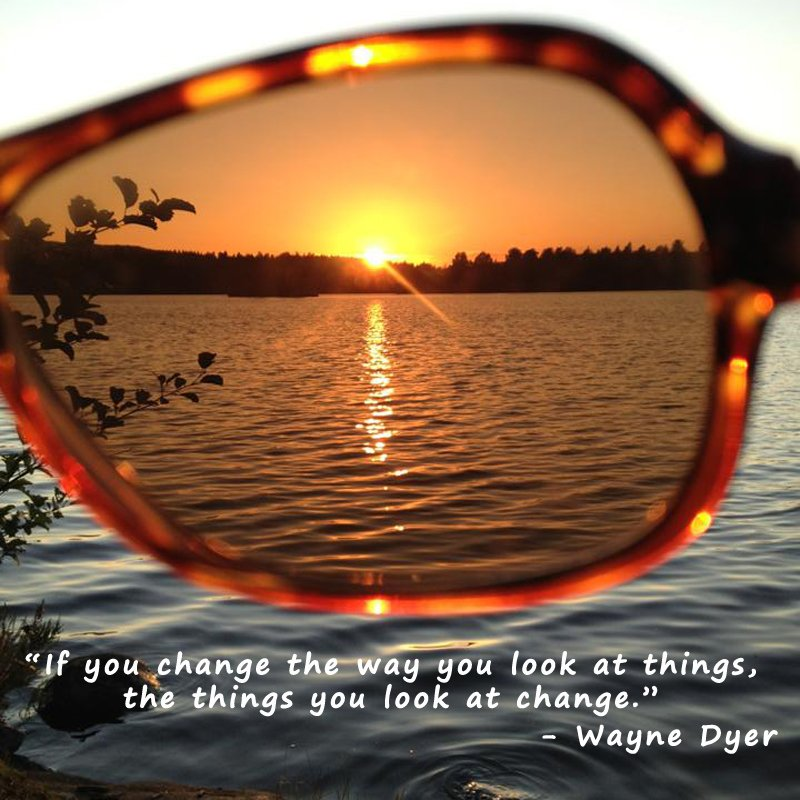 If you change the way you look at things, the things you look at change – Wayne Dyer . . #MondayMotivation #motivationalquotes #motivation #inspirationalquotes #naturetravels