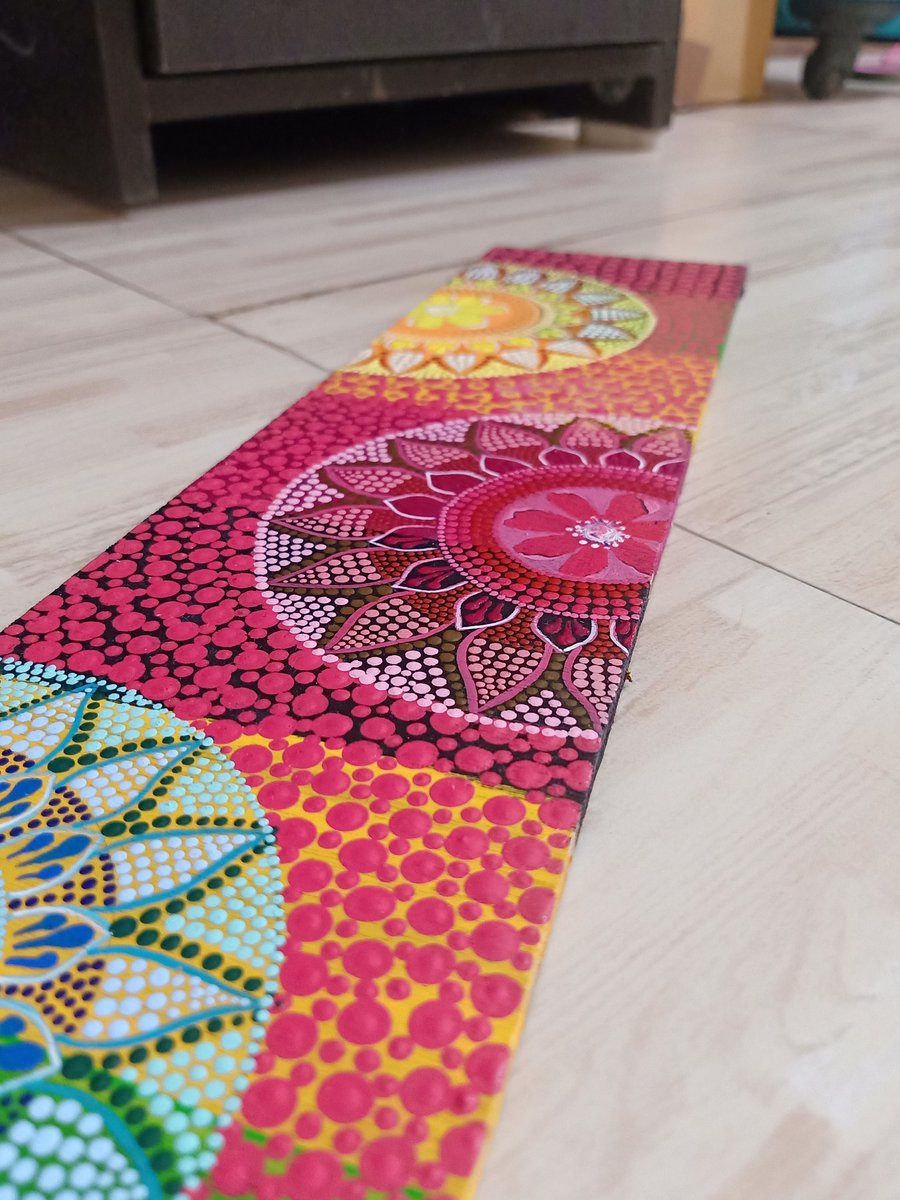 It is for sale. #CareToon #dotart #mandalart #art #artist #creative #meditation #meditate #artwork #dots #acrylicpaint #acrylicpainting #folkart  #peace #relax #affiramtions #paintings #canvas #homedecor #homedecorideas #simpleart #rainbow #the #theme #forsale #contact  #dmpic.twitter.com/1A3GKZ2Els