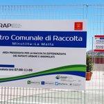 Image for the Tweet beginning: Oggi apertura del CCR in