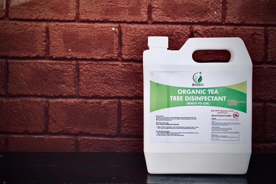 For sale: Organic tea tree disinfectant - reasy to use and safe even for babies. Send me a message for orders. Thank you. pic.twitter.com/gB5SzQS81f