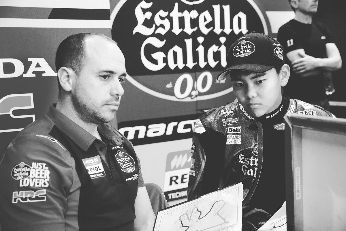 MotoGP日本ラウンドは中止になりました😢 とても楽しみにしていただけにがっかりですが、早く普段の日常にみんなが戻れるよう願ってます。 レースしたいなぁ〜😟