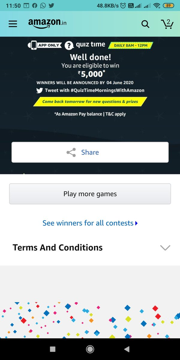 #QuizTimeMorningsWithAmazon I m eligible to win this pic.twitter.com/mCyOESL6Vk