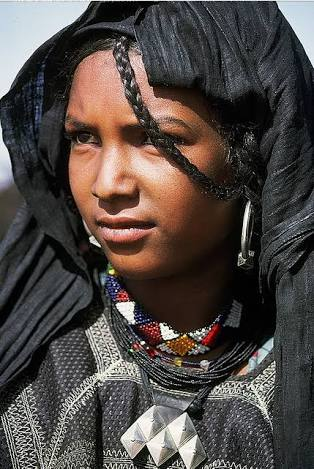 Among the Tuareg people of Algeria, Mali, Niger, Tunisia and Burkina Faso, there is a custom that forbids them living within 5km of water. This is done to make sure their kids never take water for granted. <br>http://pic.twitter.com/pVfw7Up2t1