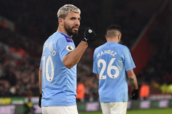 Happy birthday to Manchester City striker Sergio Aguero  PL apps: 261  PL goals: 180