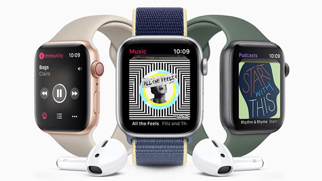Apple'ın yeni akıllı saati Watch Series 6'da önemli bir tasarım değişikliğinin yer almayacağı ve yine OLED ekran kullanılacağı belirtiliyor. pic.twitter.com/pAHMcJLQ92