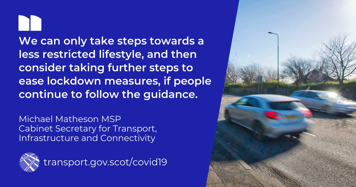 Transport Secretary @mathesonmichael urges people to #StayLocal following #lockdown traffic rise. Read more: bit.ly/3doiEMr #COVID19