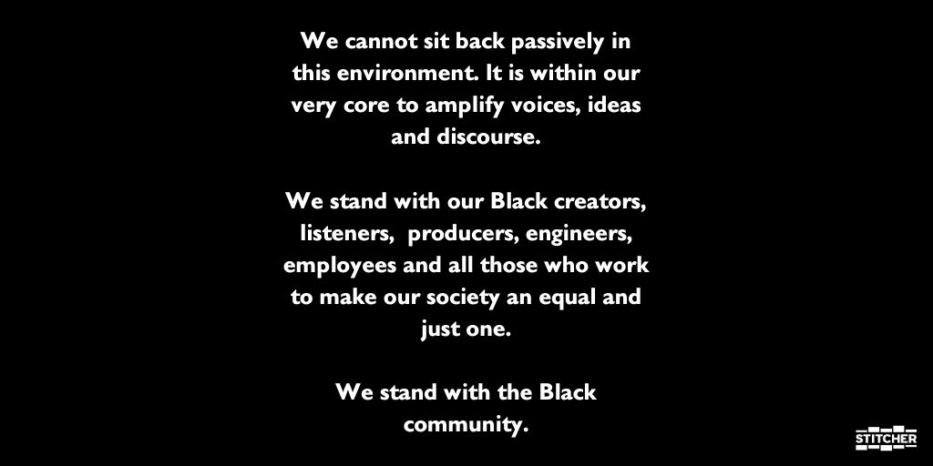 We stand for equality and justice. https://t.co/wyW5yvjYNk