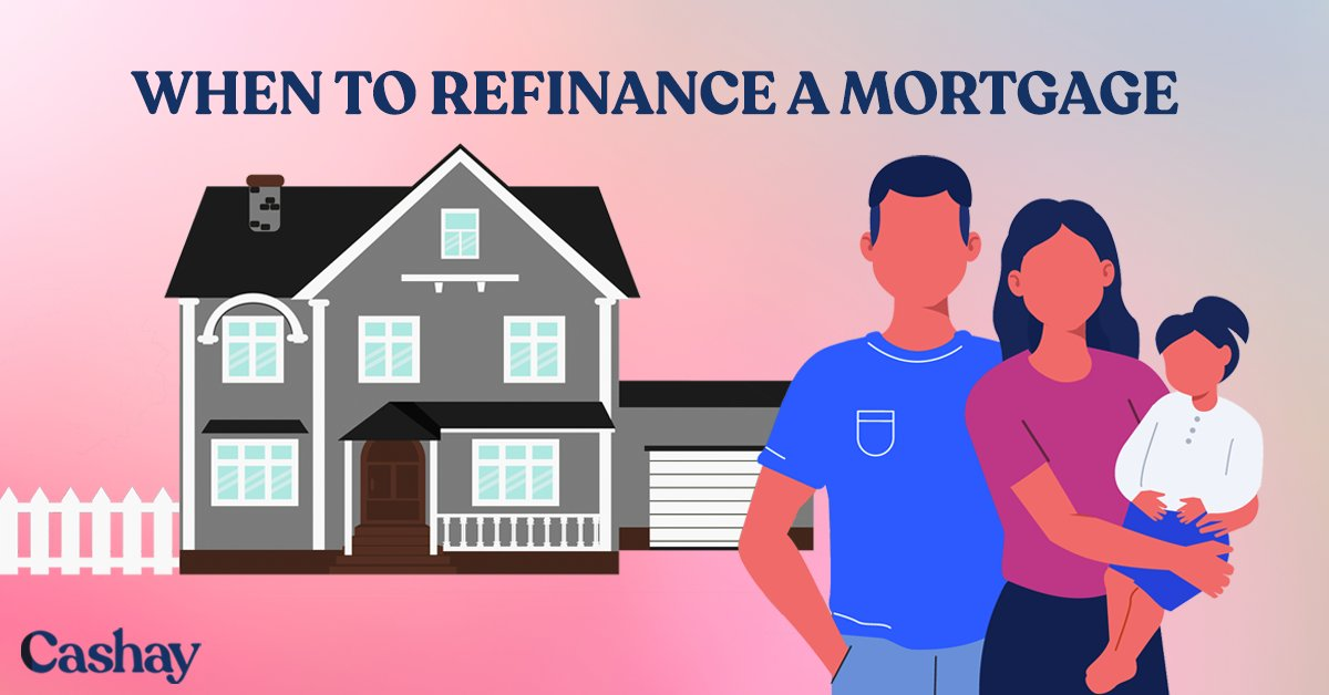 Refinancing a mortgage can have huge upside: