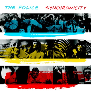 June 1, 1983: The Police released their 5th & final studio album, Synchronicity. #80s pic.twitter.com/mR8h6lIRZq