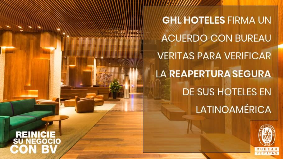 BV verificará el cumplimiento de buenas prácticas y estándares en #bioseguridad para apoyar la reapertura segura de @GHLHoteles en 62 establecimientos a lo largo de Centroamérica y Suramérica  ➡️Nota completa: https://t.co/PkPA0gzoyM  #SAFEGUARD #Hotelería #ReinicieSuNegocioConBV https://t.co/obkO22JYTm