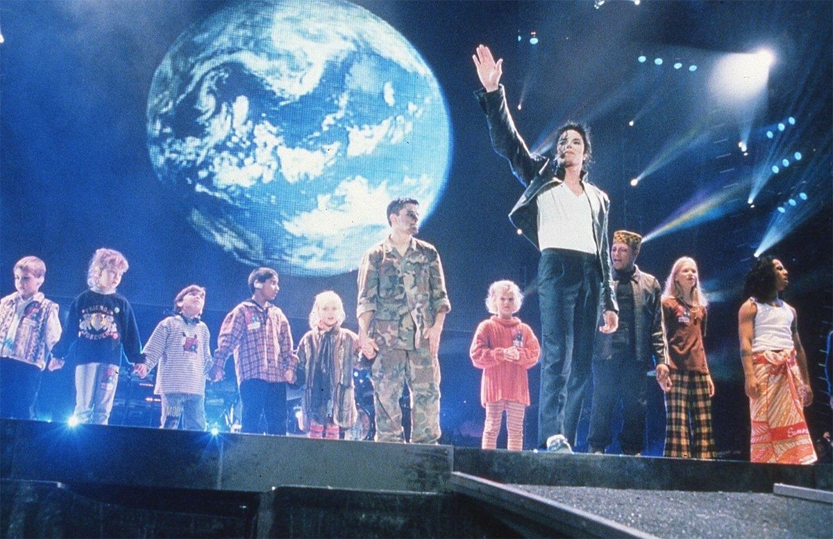 """""""What makes Michael more unique may be the fact that all of his accomplishments, his rewards, have not altered his sensitivity and concern for the welfare of others..."""" – Elizabeth Taylor #HIStory25"""