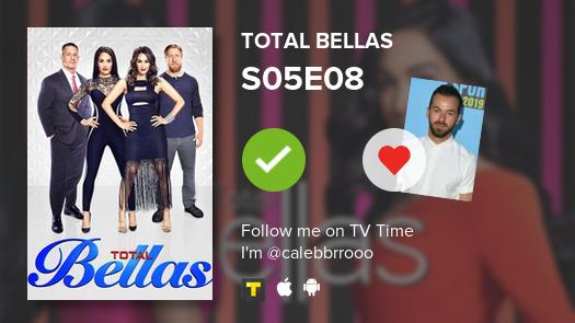 I've just watched episode S05E08 of Total Bellas! #totalbellas  #tvtime https://tvtime.com/r/1nixEpic.twitter.com/gVGBqdZsB3