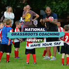 "Fancy getting involved......  ""Help us shape how we support you.  We've launched The FA Grassroots Coaching Survey to improve the way we support every grassroots coach""<br>http://pic.twitter.com/KIHTE5RHr9"