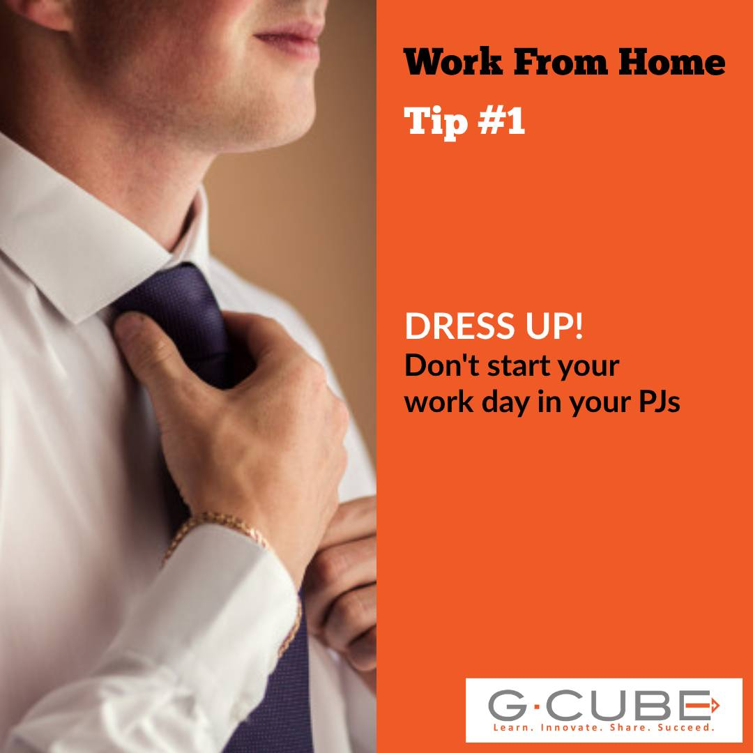 If you want to be as engaged and productive as you were in office, then Dress up like you are going to office. It is the first step to create a work-like environment at home.  #Productive #wfhtips #workfromhomelife #productivityhack #elearning #COVID19Lockdown #covid19impactpic.twitter.com/aiyBwiZIZv