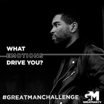 """Take out a piece of paper: what emotions drive you? Are you always unapproachable? Bitter? Masking depth with humor? Angry? Has anything driven you to have """"one note"""" of emotion? Examine the things that keep you from possessing Big Calm. #GreatManChallenge"""