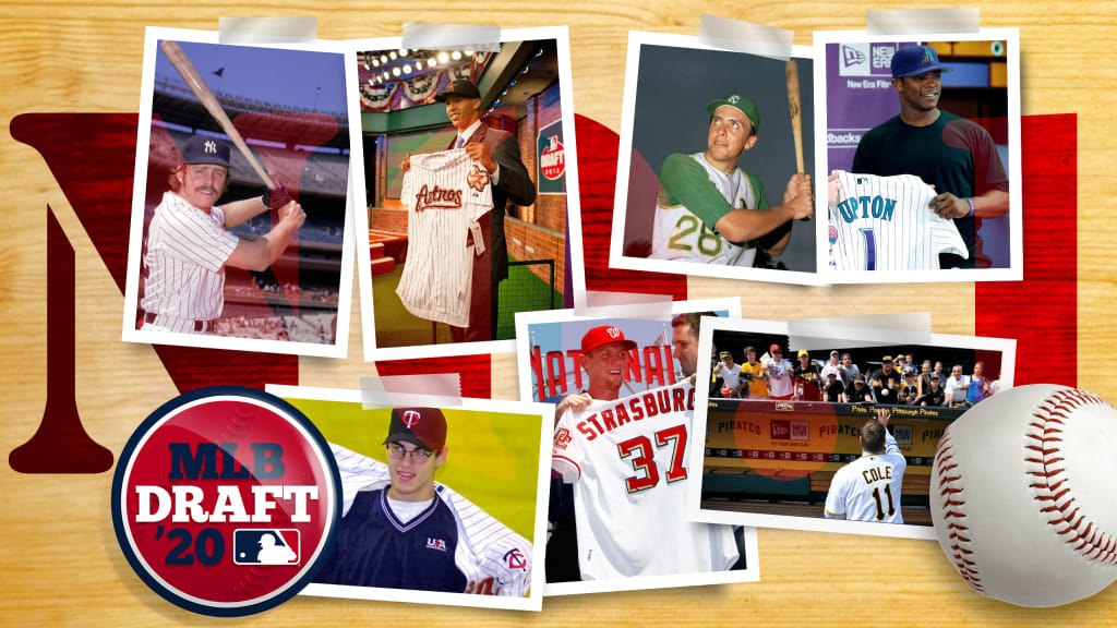 Heres a look at each #MLB teams highest #MLBDraft pick ever and how they panned out: atmlb.com/3030hZT