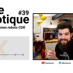 Image for the Tweet beginning: La rediff du #live #robotique
