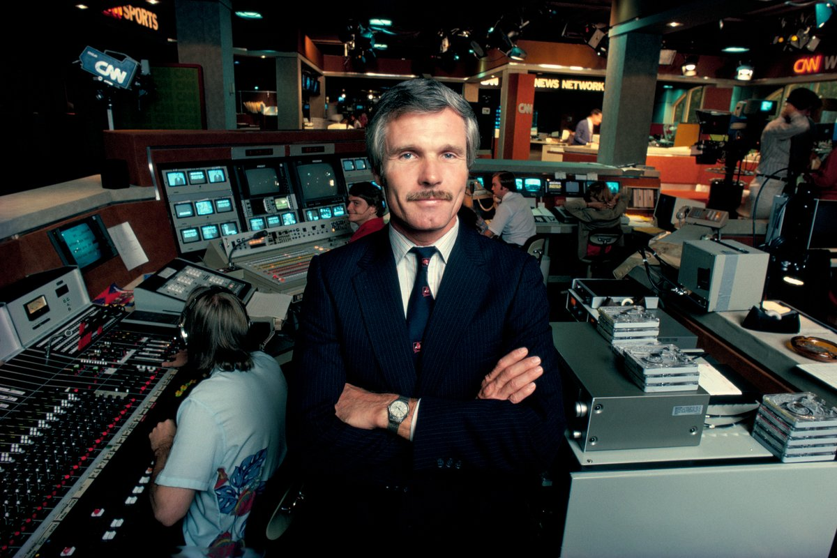 Happy 40th Anniversary, CNN. Forty years later and youre still my greatest achievement. Keep up the great work!