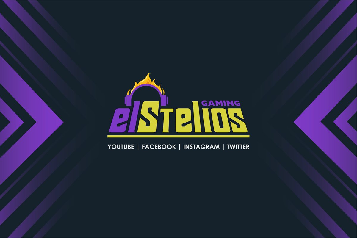 new Logo, new Banner #elstelios #logo #gamingpic.twitter.com/vN5qnuMlAf