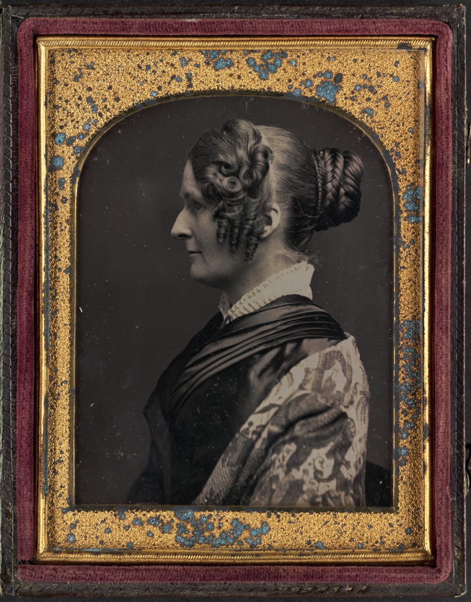 Maria Weston Chapman, Boston, circa 1846.