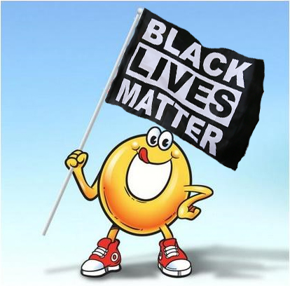 Take a moment to say #BlackLivesMatter with us!