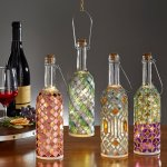 Image for the Tweet beginning: Mosaic bottle lanterns can help