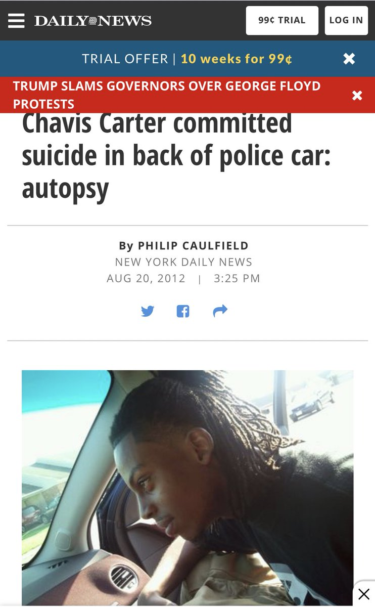 THIS DONT EVEN MAKE NO FUCKING SENSE 😤 it be shit like this bro, and no one looks into it, just another african american murdered by the system ..