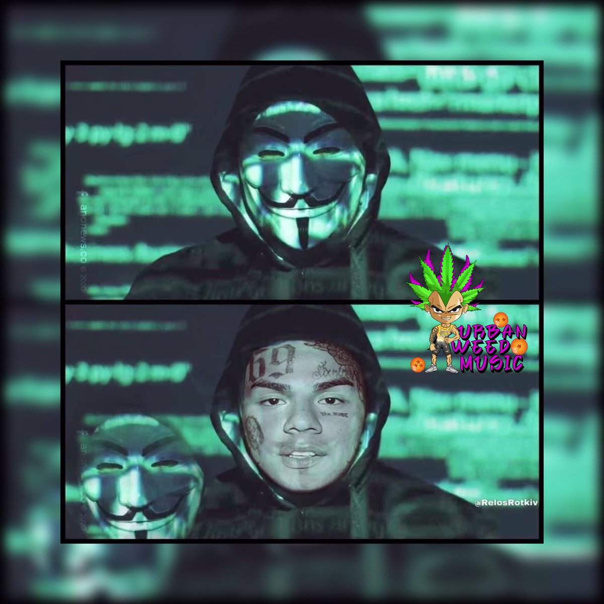 #Tekashi69 es el verdadero #Anonymous 😨 @ash_weedpr IG https://t.co/wn20fvEvSm