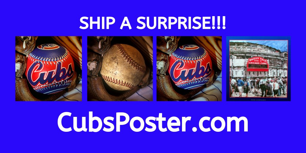 Video for Die-Hard Cubs Fans! A unique baseball conversation piece!!   https://t.co/va3gl4nINd   #Chicago #Cubs #Cubbies #Wrigley #gift #ChicagoCubs #CubNation #IL #Illinois #wrigleyville #wrigleyfield #Chicagoland #MLB #posters #poster #baseball https://t.co/cjNQdVo07D