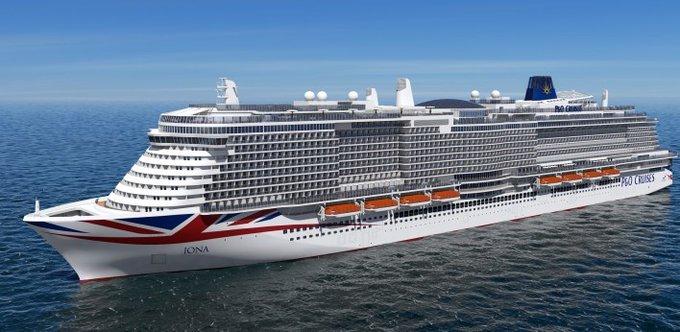 Drie cruiseschepen dinsdagochtend vroeg naar Rotterdam https://t.co/pYL3waFPRD https://t.co/NOkIDOdZt9
