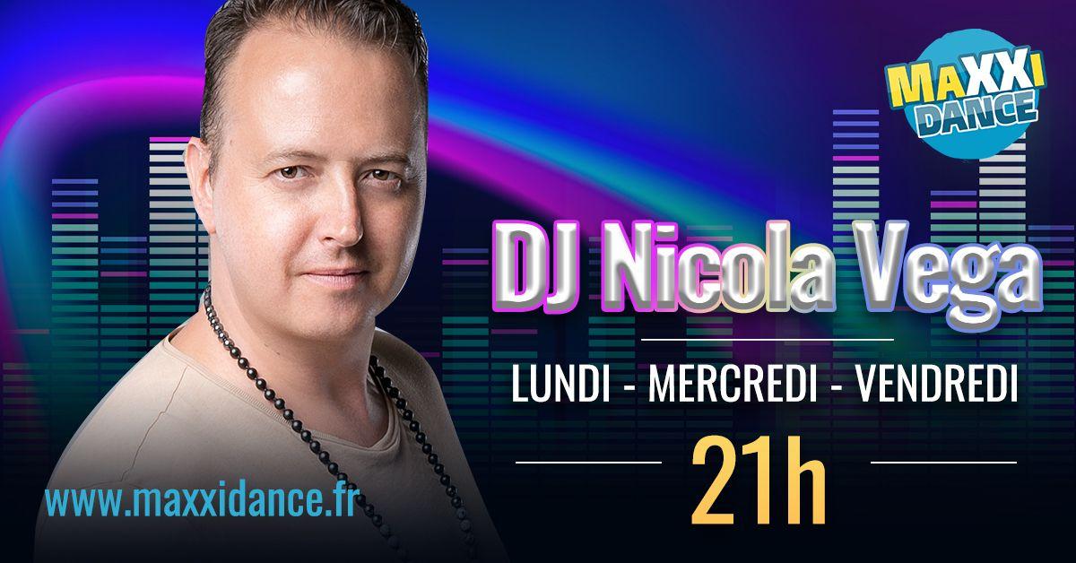 "Retrouve DJ résident Nicola Vega ce soir 21h sur #Maxxidance  http://www.maxxidance.fr pour le mix ""Famous Beach Club"" #deephousemusic #Nudisco #bestoftheday #electro #HouseMusic #djlifestyle #techhouse #deephouse #electrohouse #djworld #djstyle #pioneerdj #djproducer pic.twitter.com/326g8PrJfR"