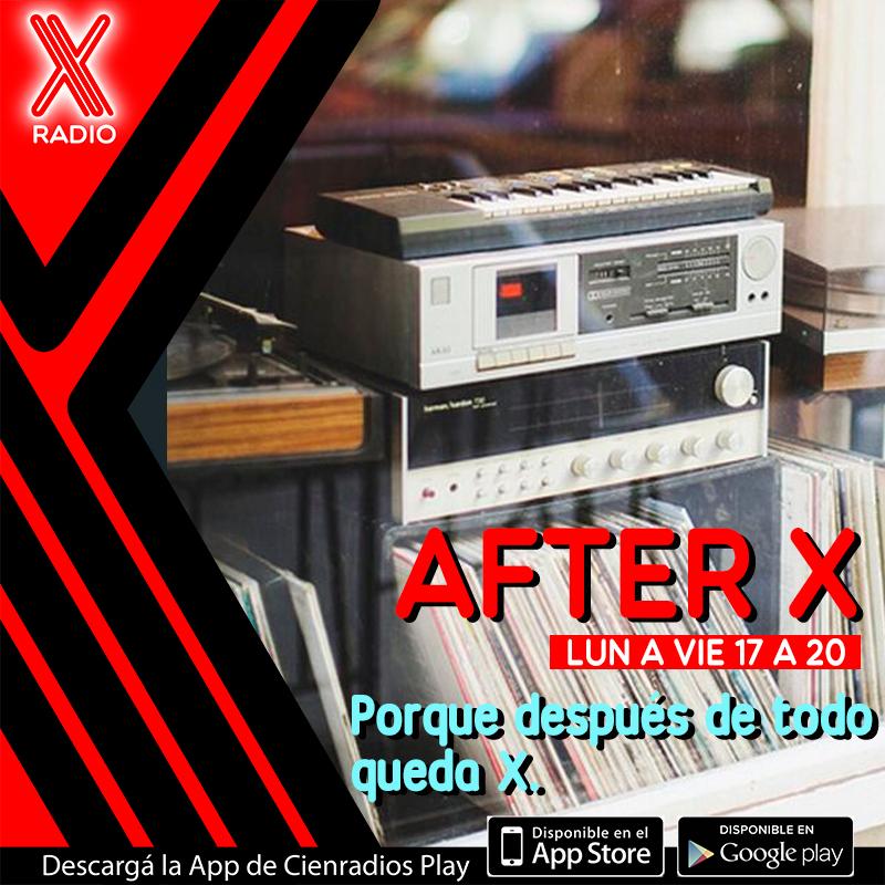 El reloj marca la hora. El regreso con más música de la radio argentina. Hasta las 20, esto es #AfterX   #Rock #LaMusicaPrimero #RockYourJourney #RadioX #BackHome #Travel #MusicForYourJourney #Música