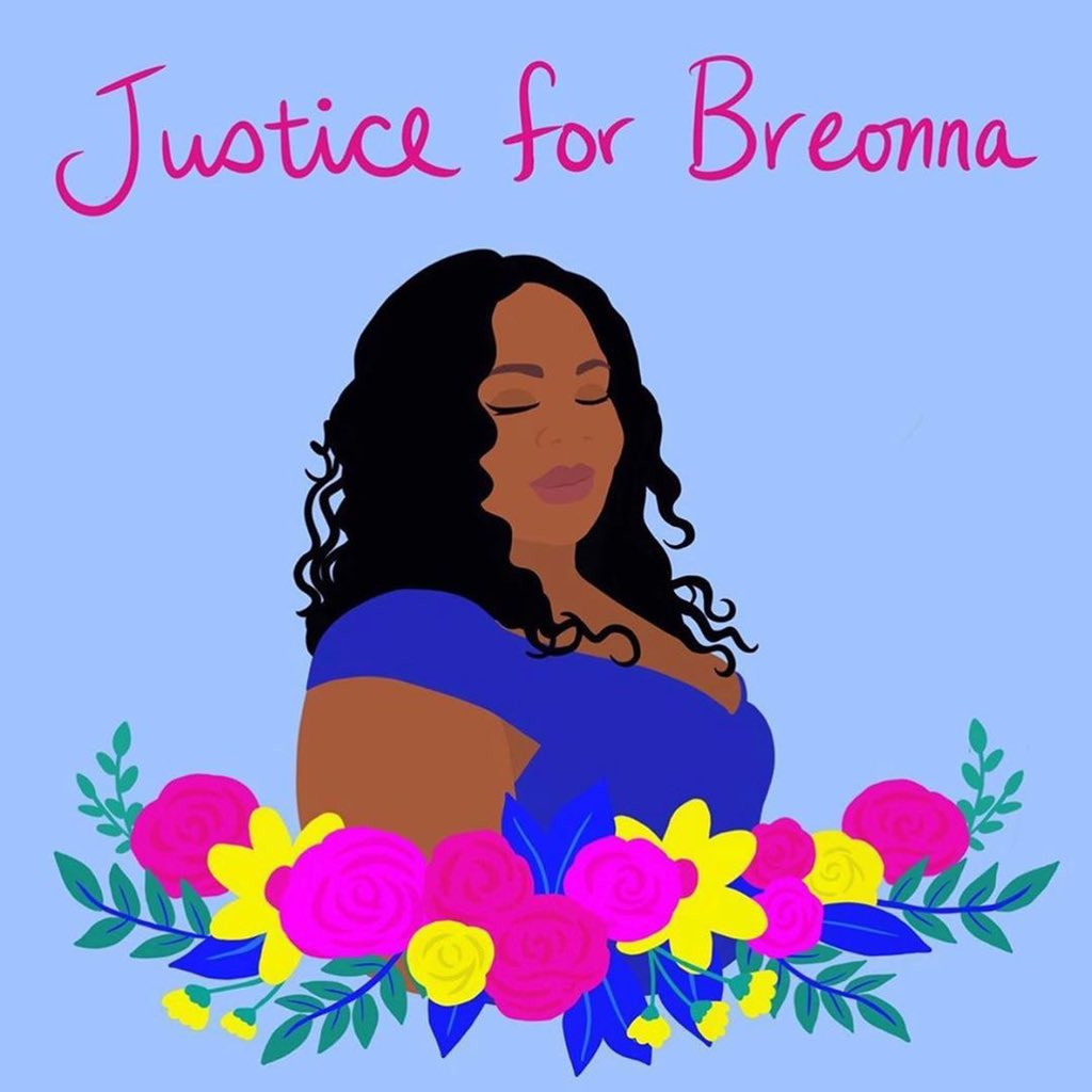We have to keep #BreonnaTaylor on our hearts and minds.  Can you do this?  Please share this message:   We want #JusticeForBre.