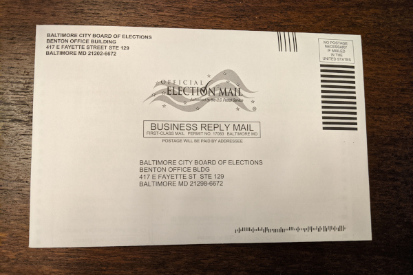 Maryland's primary election is tomorrow. Here's where to vote or drop off your ballot. baltimorefishbowl.com/stories/maryla…
