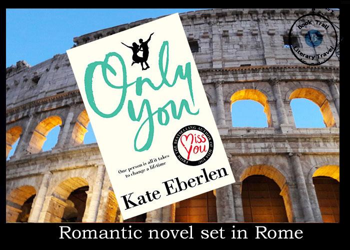 "#authorsonlocation Time to #ROME around  #ITALY Author @KateEberlen guides ""Only You"" you around   @panmacmillan#books #travel #literarytravel #armchairtravel #LiteraryTravelAgency"