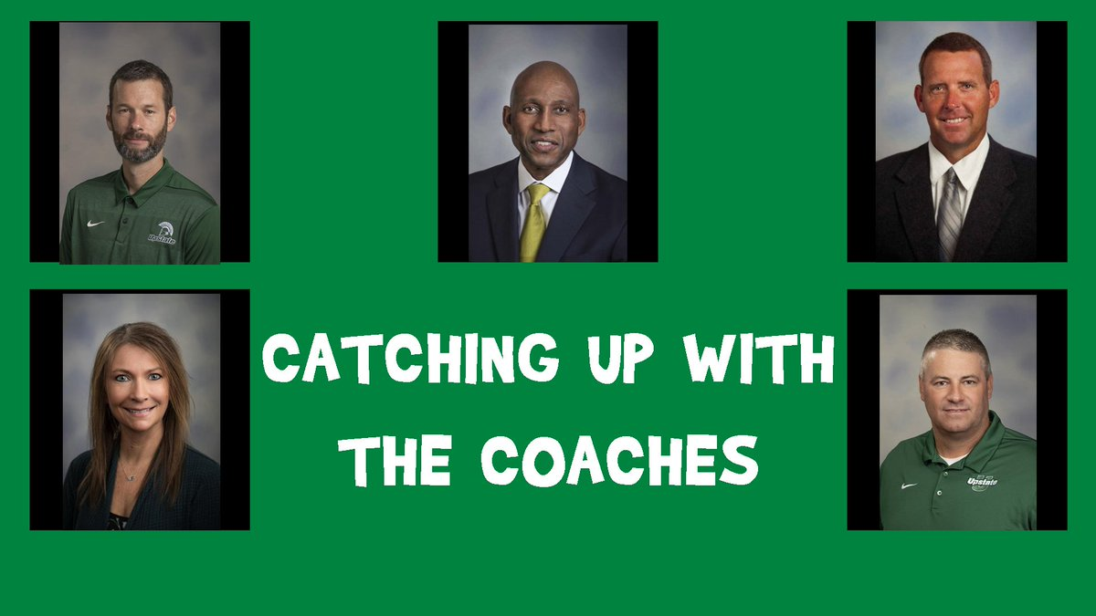The USC Upstate coaching staff has stayed busy since the start of the COVID-19 pandemic.   📰: https://t.co/So23nPgAGX https://t.co/fxErujkkhF